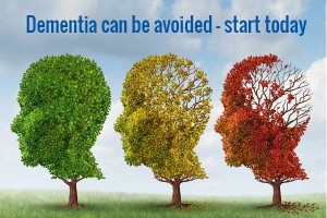 avoiding causes ofdementia- the aging brain