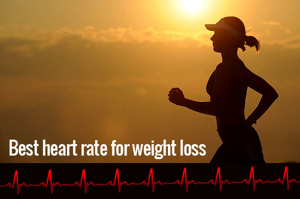 best heart rate for weight loss