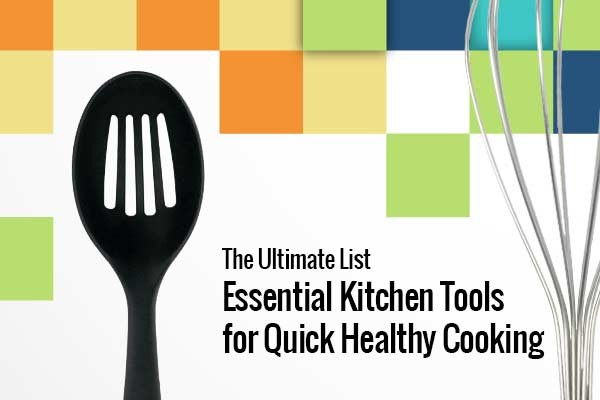 Essential kitchen toolsa