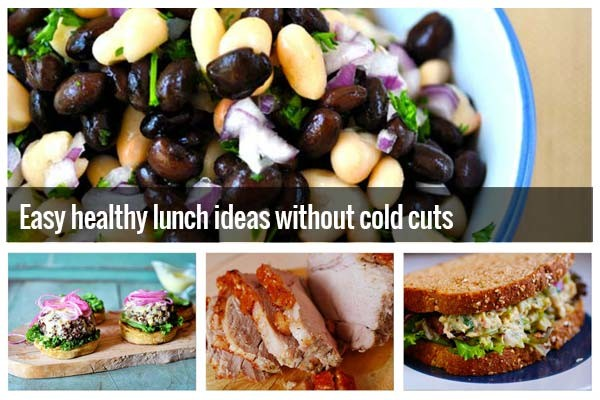 Easy healthy lunch ideas for work without cold cuts forumfinder Choice Image