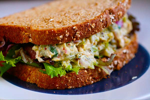 Easy healthy lunch ideas for work without cold cuts