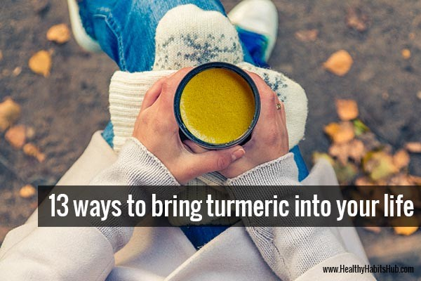 A daily turmeric dosage